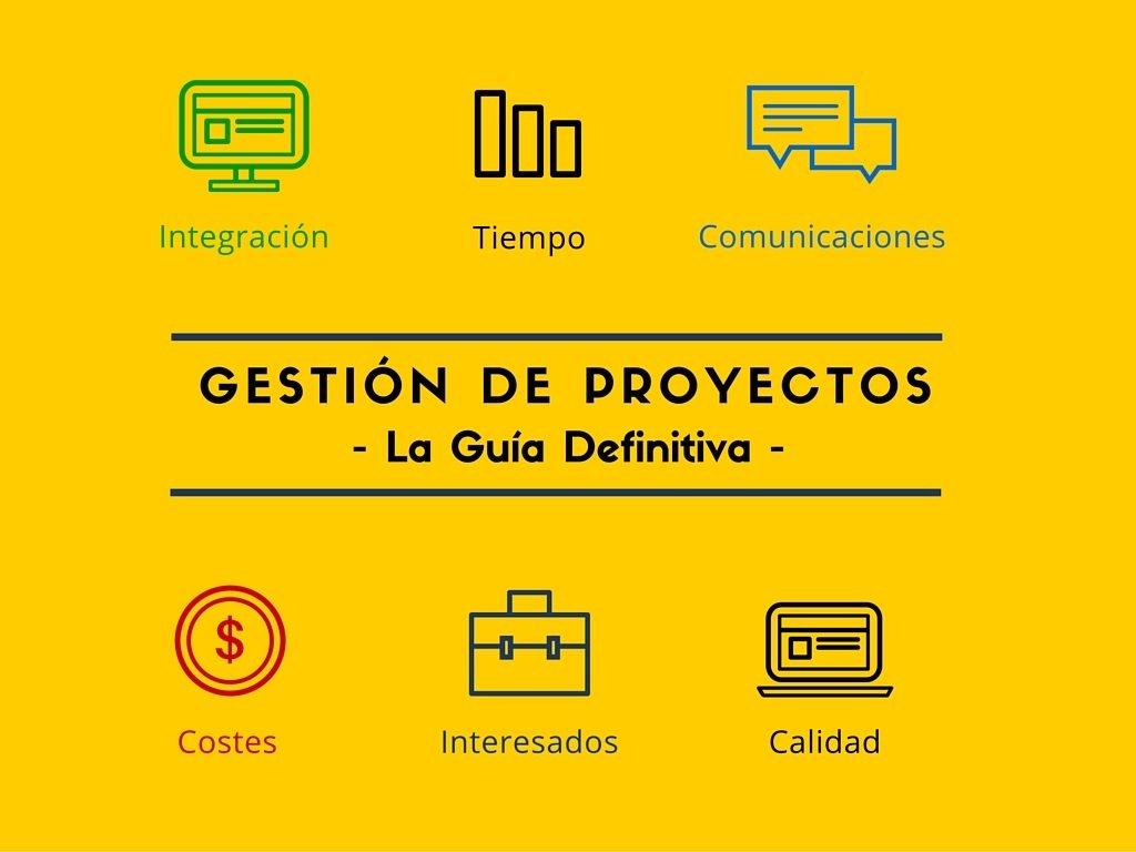 Gestión de Proyectos: La Guía Definitiva para el PMP